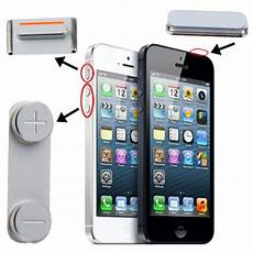 Iphone Mute Button 3 In 1 High Quality Mute Button Power Button Volume