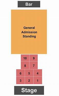 X Burlesque Seating Chart House Of Blues Seating Chart New Orleans