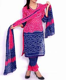Chunri Design Suit Buy Fuschia Blue Chunri Lawn 2shaded Unstitched Suit Bs