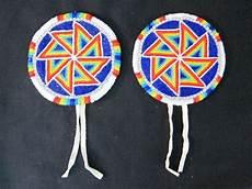 lakota sioux beadwork design powwow fabrics and designs