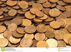 Lots of coins stock photo. Image of change, earnings