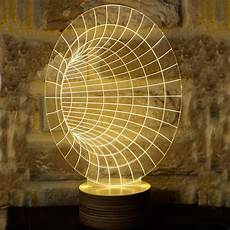Lighting Illusions Cbp 174 Amazing 3d Optical Illusion Led Table Lamp Atmosphere