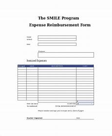 Employee Expenses Claim Form Template Excel Form Template 6 Free Excel Document Downloads