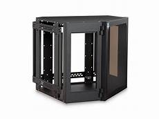 12u corner wall mount cabinet at cables n more