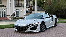 2019 acura nsxs 2019 acura nsx test drive review the future is here deal