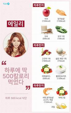 here s what idols eat in order to get the quot ideal