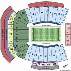 Auburn University Football Stadium Seating Chart Auburn Tigers Tickets Seating Chart Vaught Hemingway
