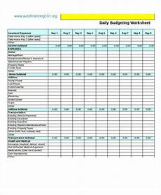 Home Budgeting Template Excel Home Budget Template 10 Free Excel Documents