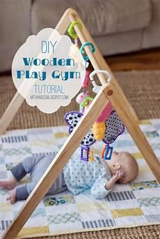 empty handed wooden baby tutorial