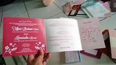 harga semua undangan pernikahan di tegal yang murah unik