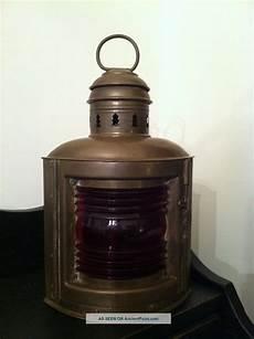 Antique Ship Lights Vintage Brass Ship Lantern Antique Nautical Brass Ship