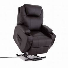 dual motor electric riser recliner leather chair power