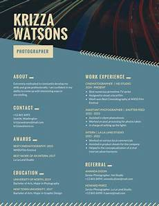 Great Creative Resumes Customize 979 Resume Templates Online Canva