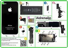 Iphone 5 Screw Size Chart Iphone 4 Screw Chart Iadrenalin Extreme Smartphone Repairs