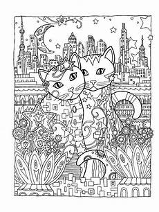 Ausmalbilder Erwachsene Katzen Katze Ausmalbild Einfach 1ausmalbilder