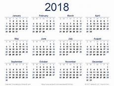 Vertex42 Calendar Download A Free 2018 Calendar From Vertex42 Com Calendar