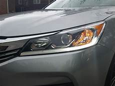 2016 Honda Accord Light Assembly 2016 Honda Accord Headlight Failure 18 Complaints