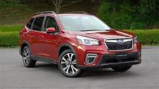 the 2019 subaru forester all new 2019 subaru forester review exclusive drive