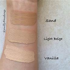 Born This Way Light Beige Review Too Faced Born This Way Foundation Samples In Vanilla