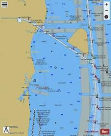 Alabama River Navigation Charts Mobile Bay Alabama Marine Chart Us11380 P2888