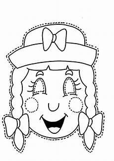 Malvorlage Karneval Maske Ausmalbilder Masken 33 Ausmalbilder Malvorlagen