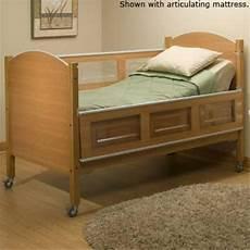 sleepsafe ii medium bed size sleepsafe bed