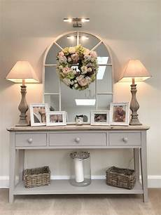 Sofa Table Decorations For Living Room 3d Image by 12 Best Console Table Decorating Ideas And Designs For 2020