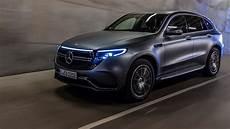 mercedes eqc 2020 2020 mercedes eqc suv drive luxury ev in