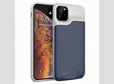 iPhone 11 Pro Max Backup Battery Case   6500mAh   Dark