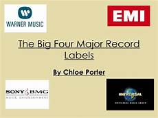 Major Record Labels The Big Four Major Record Labels