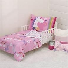 parent s choice 4 toddler bedding set unicorn