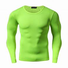 compression shirts for sleeve solid 2018 new style fashion s solid compression shirt