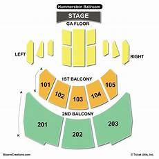 Hammerstein Ballroom Seating Chart Hammerstein Ballroom Seating Chart Seating Charts Amp Tickets