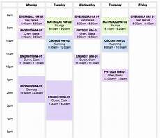 College Scheduler Course Registration Admission Harvey Mudd College