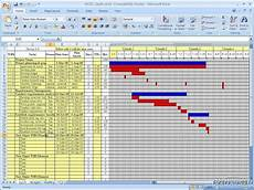 Ms Office Gantt Chart Template Microsoft Office Gantt Chart Template Free Example Of