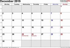 December 2020 Calendar With Holidays Calendar December 2019 Uk Bank Holidays Excel Pdf Word