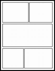 Blank Comic Book Panels Blank Comic Book Pages Story Arcs Website Http Www