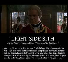 Light Sith A Light Side Sith Philosophy A Light Among Shadows