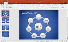Human Resource Templates Free Human Resource Factors Powerpoint Template