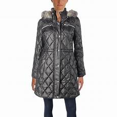 guess winter coats dane shop guess womens parka coat winter quilted free