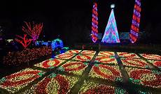 Winter Lights Arboretum Nc Winter Lights At Nc Arboretum Photo Tour