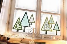 Fensterbilder Weihnachten Vorlagen Tannenbaum Tannenbaum Basteln Diese Tannen Warten Auf Aus