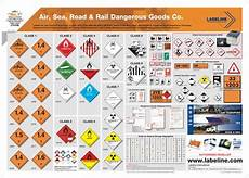 2017 Chart Labels Adr 2019 And Exemptions Guide Combo Labeline Com