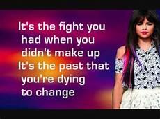 Hit The Lights Lyrics Selena Gomez Youtube Selena Gomez Hit The Lights Lyrics Hq Youtube