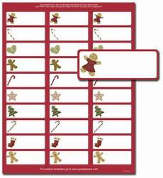 Avery 5160 Christmas Labels Christmas Return Address Labels Template Avery 5160 Top