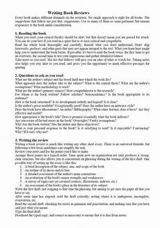 English Essay Book Image Result For Book Review Template Writing A