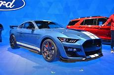 how much is the 2020 ford mustang shelby gt500 2020 ford mustang shelby gt500 debuts at 2019 detroit auto