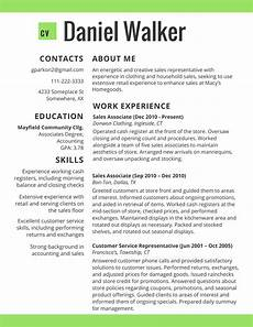 New Style Of Resumes Latest Resume Trends Online Resume 2019