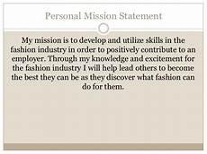Career Portfolio Mission Statement Example S Career Portfolio