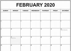 february 2020 calendar events february 2020 calendar us holidays february calendar